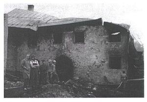 Haus Großbrand