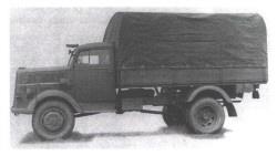 Lastauto Opel Blitz